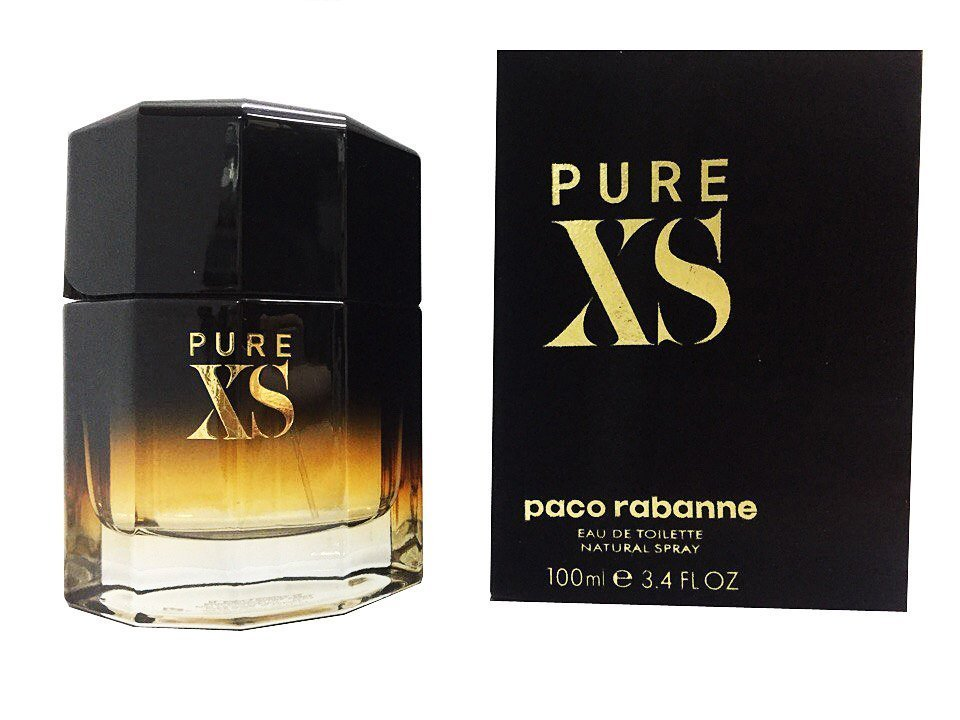 Paco Rabanne Pure XS Black 100ml