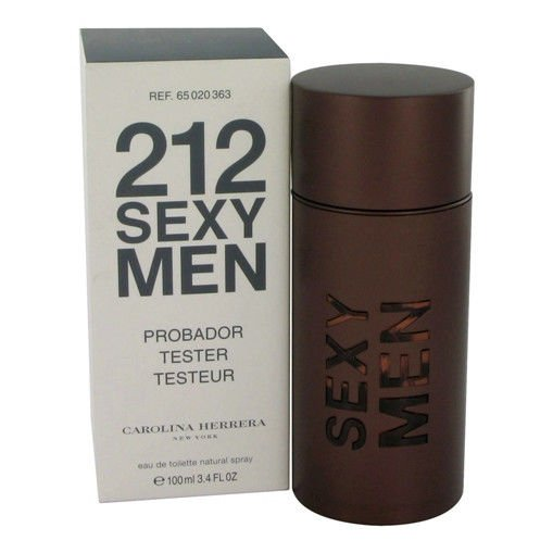 Тестер Carolina Herrera 212 Sexy MEN 100 ml