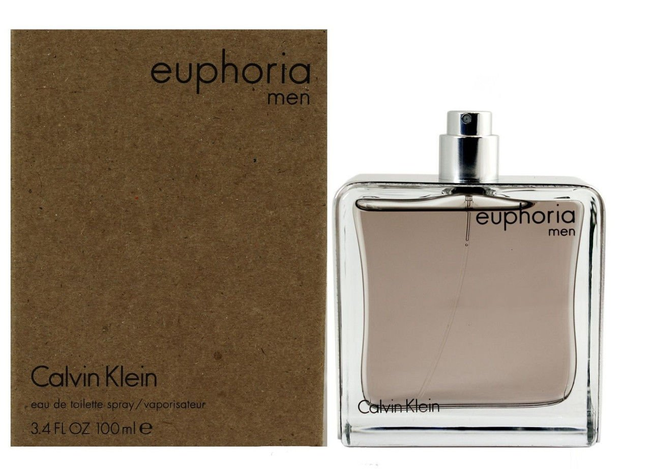 Тестер Calvin Klein Euphoria Men 100 ml