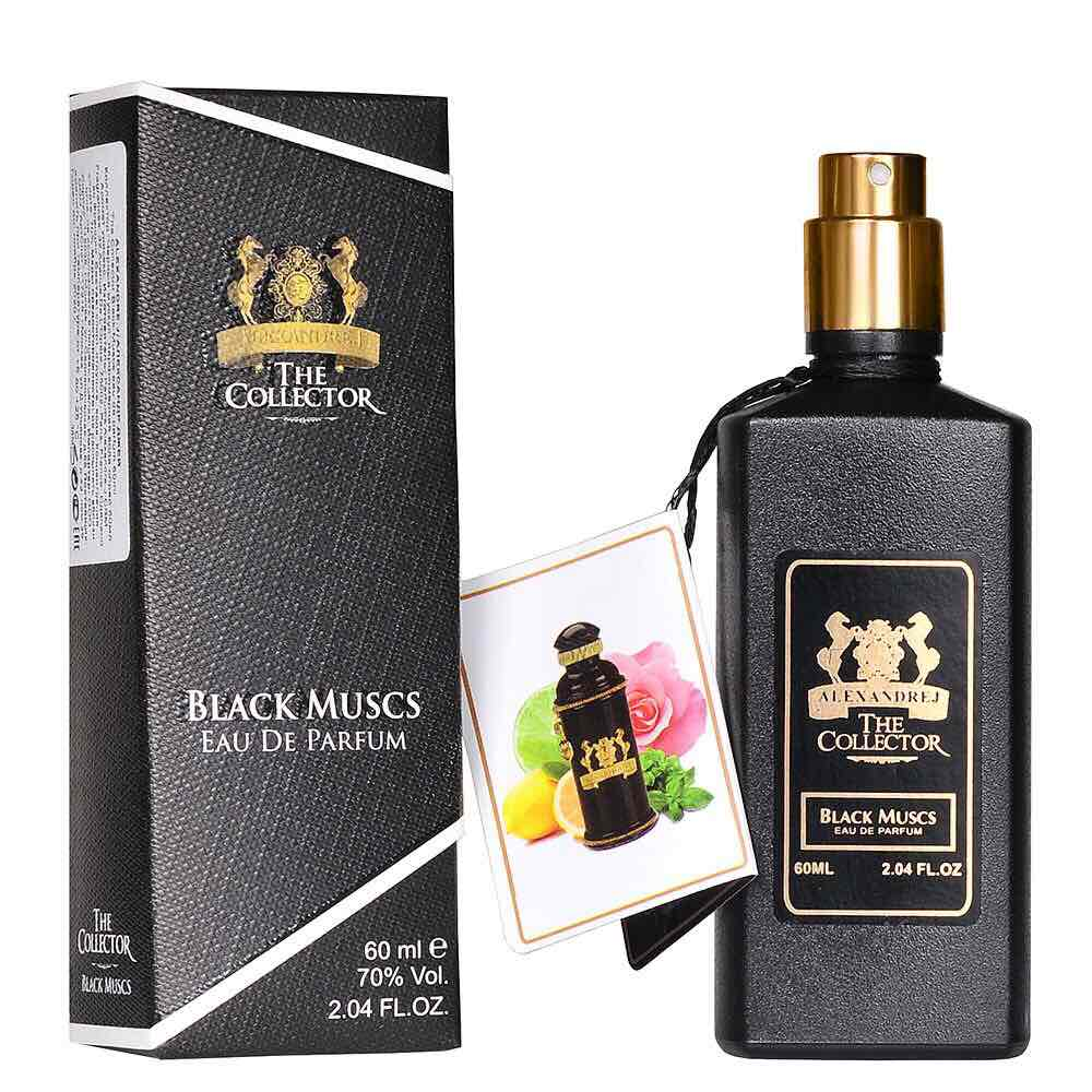 Alexandre.J The Collector Black Muscs 60 ml