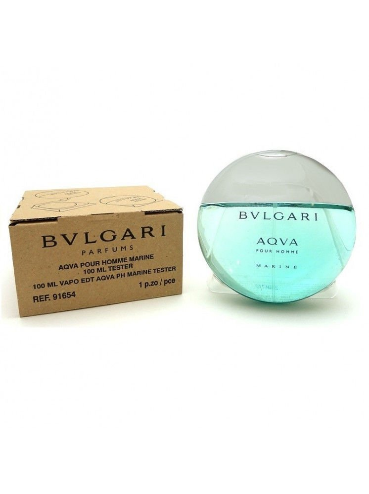 Тестер Bvlgari Aqua Marine men 100 ml