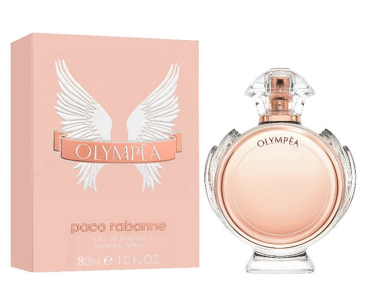 LUX Paco Rabanne Olympea  80 ml