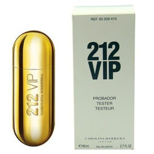 Тестер Carolina Herrera 212 VIP 80 ml
