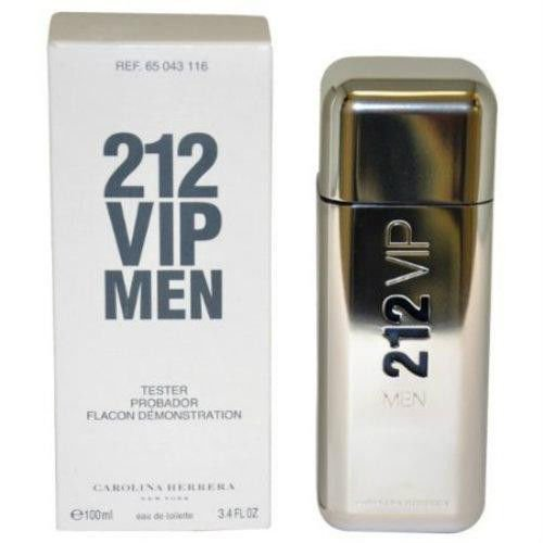 Тестер Carolina Herrera 212 VIP MEN 100 ml