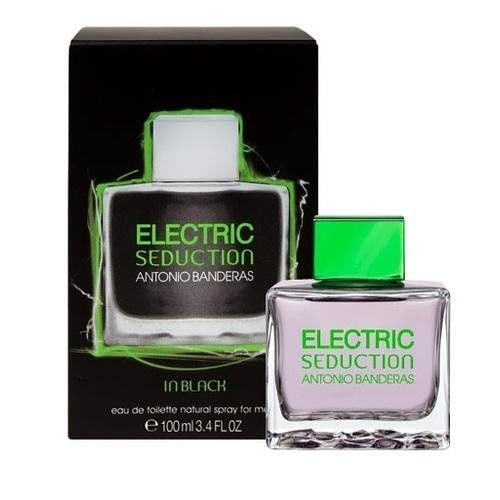 Antonio Banderas Electric Seduction in Black 100 ml