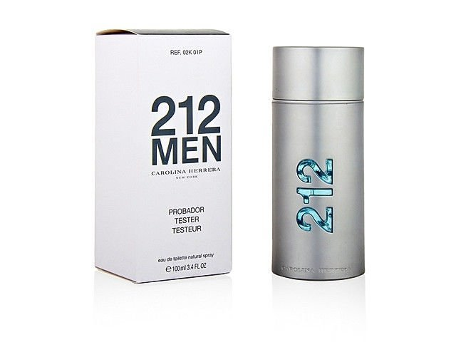 Тестер Carolina Herrera 212 MEN 100 ml