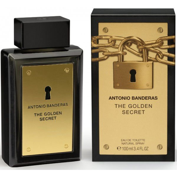 Antonio Banderas The Golden Secret for Men 100 ml